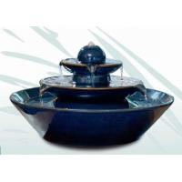 Buy cheap CERAMIC FOUNTAIN ITEM NO: BCD1013-1 SIZE(CM): 30*30*18 MOQ(PCS): 180 DESCRIPTION: CERAMIC FOUNTAIN from wholesalers