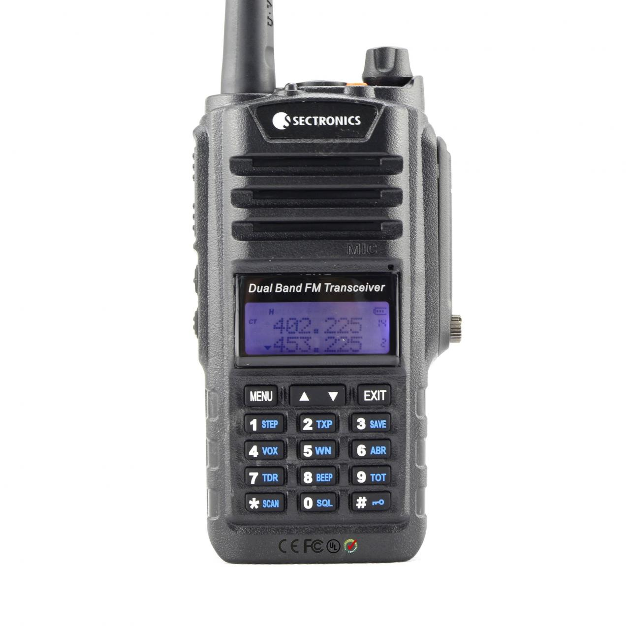 Wholesale FS5188 Waterproof Two Way Radio With Keyboard from china suppliers
