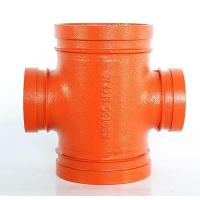 Buy cheap Grooved Reducing Cross from wholesalers