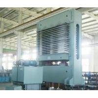 Wholesale particle board hot press machine hot press machine hot press laminator machine from china suppliers