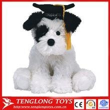 Quality Toys new 2016 graduation toys graduation stuffed animals for sale