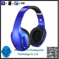 Buy cheap 2015 New Design Wireless Headphone Bluetooth Support TF Card With Mic from wholesalers