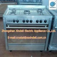 Buy cheap Gas Stove with Oven in Good Price base on High Quality(90x60) from wholesalers