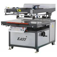 Wholesale S-JY70100 Clam Shell Flat Bed Screen Printing Machine from china suppliers