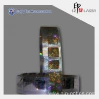 Buy cheap Affordable Anti-counterfeiting Hologram Security Strip Label from wholesalers