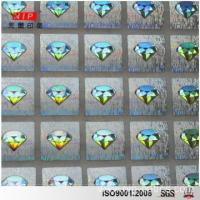Wholesale Attractive Logo Print 3D Security Hologram Stickers from china suppliers