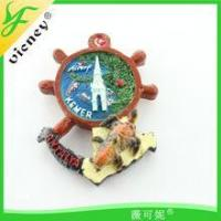 Buy cheap China Factory Cheap Hooks Fridge Magnet Polyresin from wholesalers