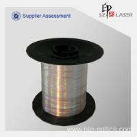 Wholesale 0.7 mm Holographic Security Thread Yarn with Logo Print from china suppliers