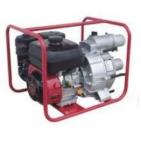 Wholesale 3 inch trash water pump driven by gasoline or diesel engine 6.5Hp from china suppliers