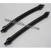Buy cheap Black Finished Black Finished Flexible Metal Tube from wholesalers