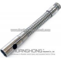 Buy cheap Flexible gooseneck tube Flexible Metal Tubing from wholesalers