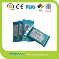 Wholesale Private label alcohol free vitamin aloe all natural baby love wipes from china suppliers