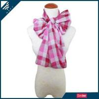 Buy cheap Checked Fabric Scarf from wholesalers