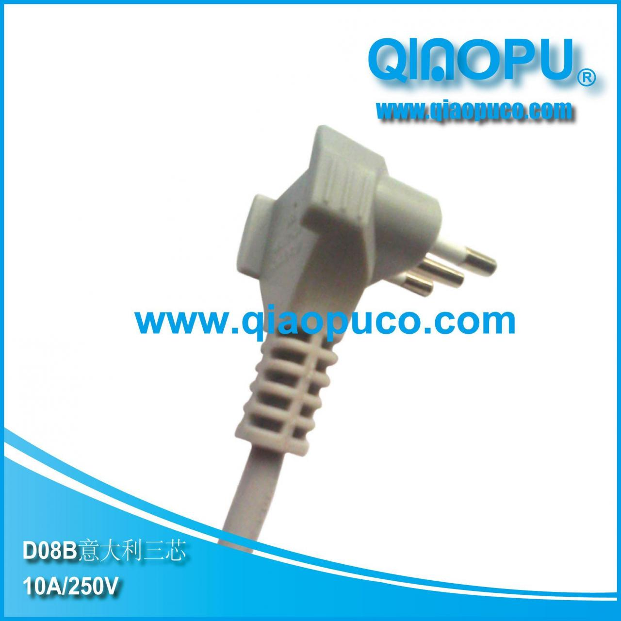 Buy cheap Italy IMQ power cord&plug from wholesalers