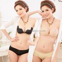 Buy cheap Seamless&Shapewear Bra Silicone strapless V bra from wholesalers