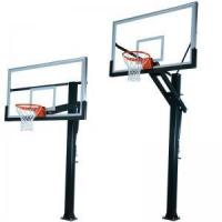 Buy cheap Height Adjustable Outdoor Basketball Hoops from wholesalers