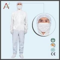 Wholesale LABY-013-1-1 Pink S/M/L/XL/XXL esd washable coveralls with cap for cleanroom ebola gown from china suppliers