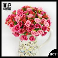 Buy cheap 7 heads small rose-M-XB043 from wholesalers