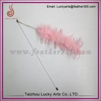 Wholesale Feather cat teaser stick toy from china suppliers