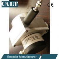 Buy cheap CESI Position Sensor Draw Wire Displacement for woodworking machine from wholesalers