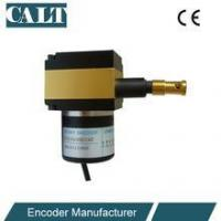 Buy cheap Testing machine use CWP Draw wire position tranducer angle sensor from wholesalers