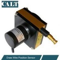 Buy cheap 0-2000mm Displacement draw wire sensor position digital transducer from wholesalers