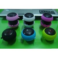 Buy cheap hot selling hamburger speaker with good bass from wholesalers