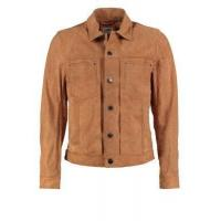 Wholesale Leather Jacket Men's Leather Jackets With Button Closed from china suppliers