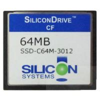Buy cheap SiliconDrive System 64MB Compact Flash Card CF Memory Card 64mb from wholesalers
