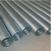 Buy cheap Galvanized steel spiral duct from wholesalers