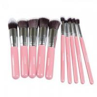 Wholesale 10pcs best seller Professional makeup brush set from china suppliers