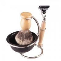 Wholesale New arrival China beaver hair shave brush for men from china suppliers