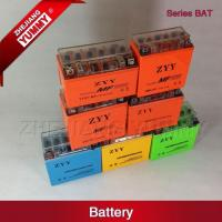 Wholesale Solar Battery 12V 9A Motorcycle Battery ZYY from china suppliers