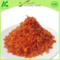 Buy cheap dehydrated carrot flakes_5*5mm from wholesalers