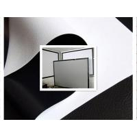 300D white projector screen fabric