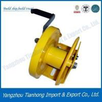 Buy cheap Manual Winch With Handle from wholesalers