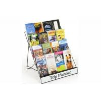 Wholesale Wire shelf series Product name:4-Tier Wire Literature Holder from china suppliers