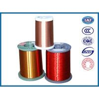 China Copper clad aluminum enameled wire on sale