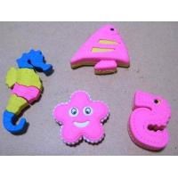 Buy cheap Sealife shaped 3d eraser from wholesalers