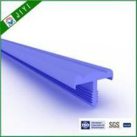 Wholesale blue color soft meterial pvc T mold edge band from china suppliers