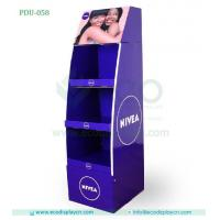 Buy cheap Branded Cosmetic Point of Purchase Advertising Display Stand from wholesalers