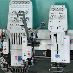 Quality Mixed Tapping Embroidery Machine for sale