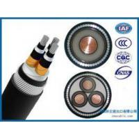 Buy cheap Laying armoured cable underground insulated copper conductor from wholesalers