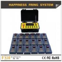 CE passed 36 cues remote fireworks firing system for talon and ematches,500m remote range Manufactures