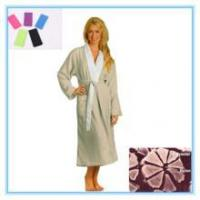 Buy cheap High quality luxury robe,travel robe,microfiber bathrobe from wholesalers