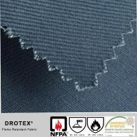 China Heavy Weight 410gsm Fire Resistant Woven Twill Fabric on sale