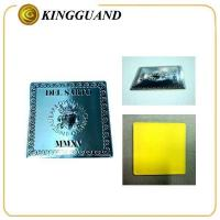 Wholesale New shiny metal with cheap price beer label template from china suppliers