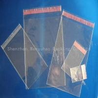 Buy cheap Vacuum Bag Cellophane Bag With Strengthened Border from wholesalers