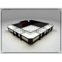 Wholesale 12*10 feet Mall jewelry shop display showcase from china suppliers