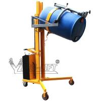 Buy cheap Semi-electric Drum Carrier Drum Palletizer with Battery Power Drum Lift DTF300 from wholesalers